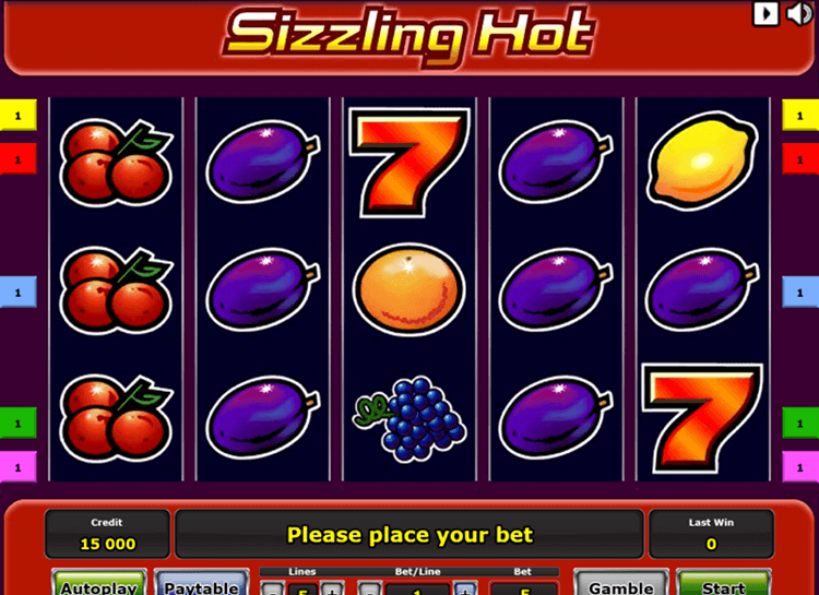 Sizzling Hot Slot Tips