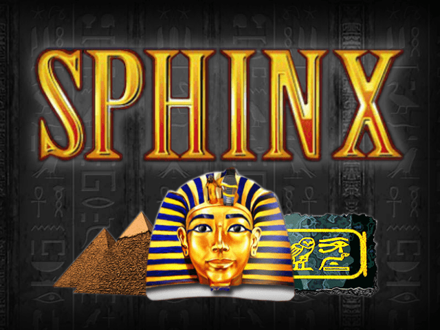 Play Sphinx Free Slot Game