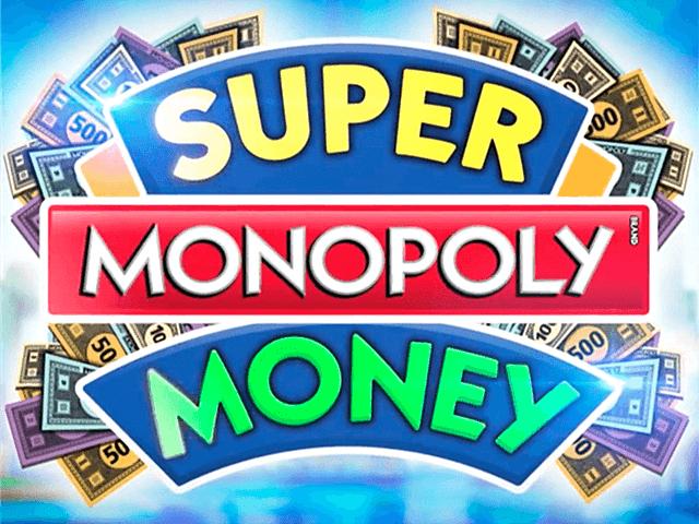 Play Super Monopoly Money Free Slot Game