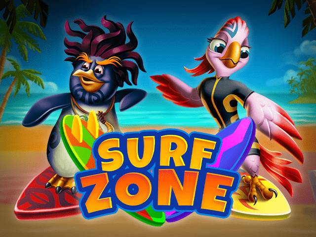 Play Surf Zone Free Slot Game