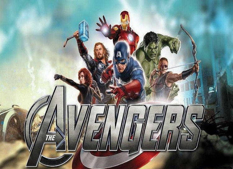Play The Avengers Free Slot Game