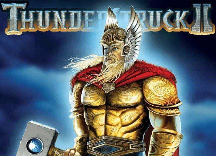 Play Thunderstruck II Free Slot Game