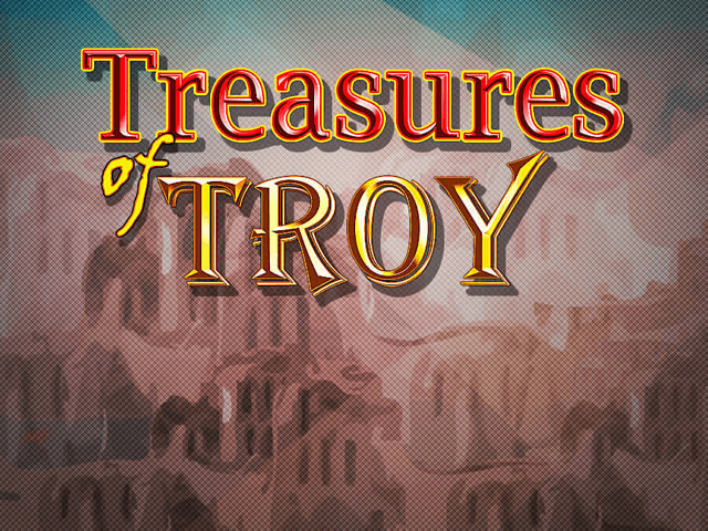 Play Treasures Of Troy Free Slot Game