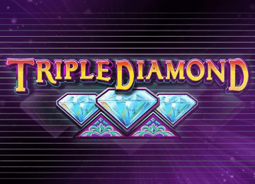 Play Triple Diamond Free Slot Game