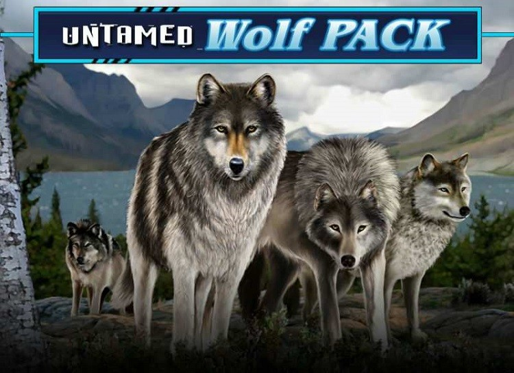 Play Untamed Wolf Pack Free Slot Game