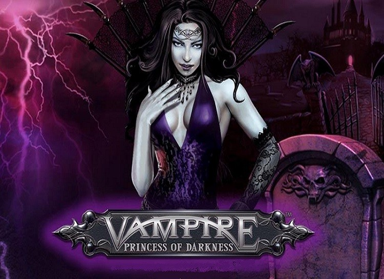 Vampire Princess Of Darkness Slot