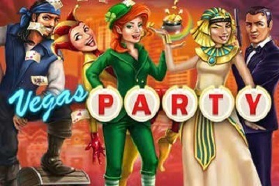 Play Vegas Party Free Slot Game