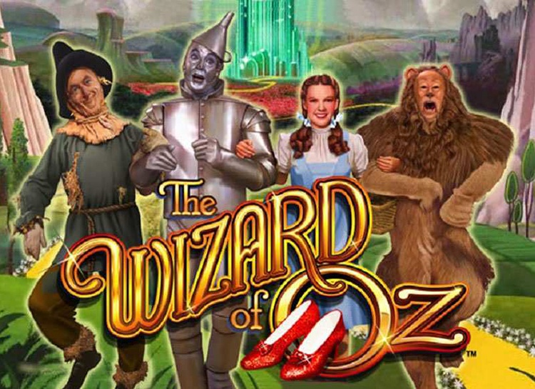 Play Wizard of Oz Free Slot Game