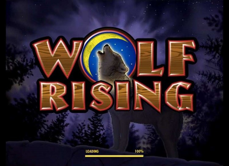 Play Wolf Rising Free Slot Game
