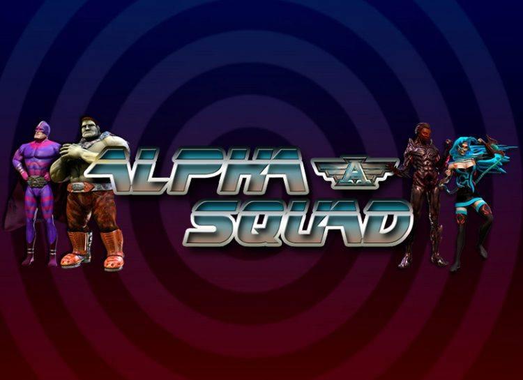 Play Alpha Squad Free Slot Game