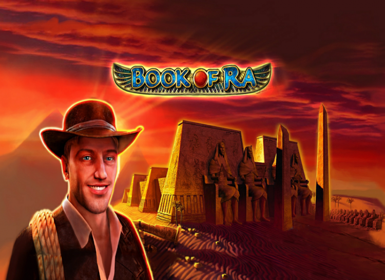Play Book of Ra Free Slot Game