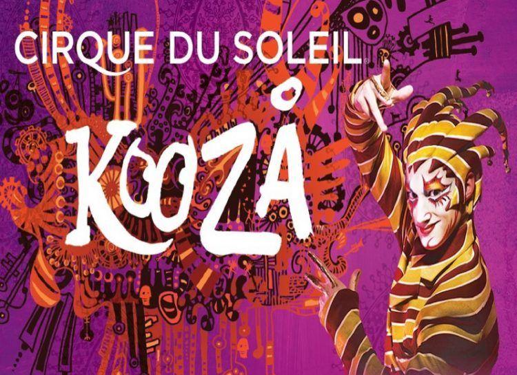 Play Cirque du Soleil Kooza Free Slot Game