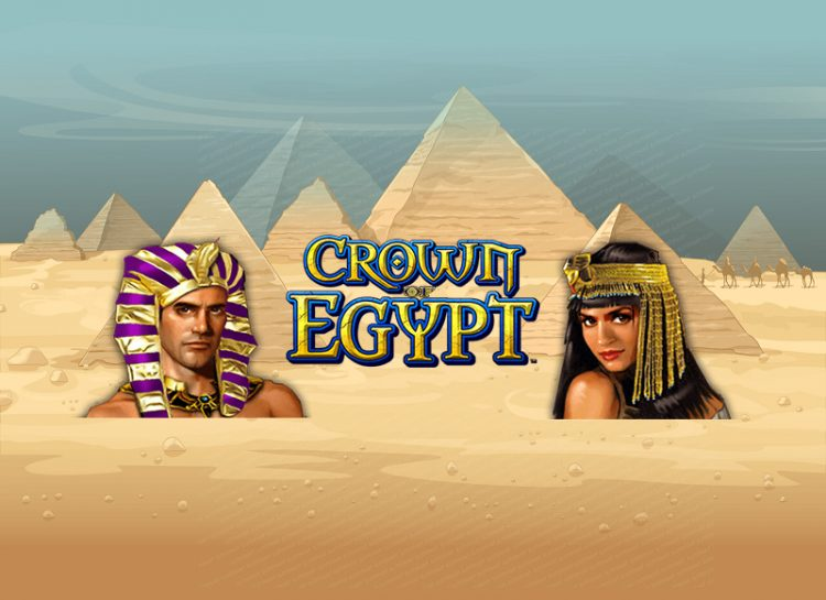 Play Crown of Egypt Free Slot Game