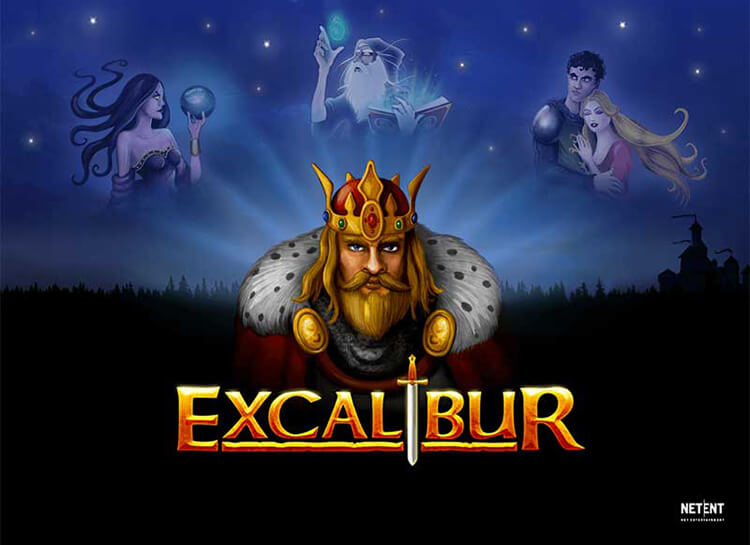 Play Excalibur Free Slot Game