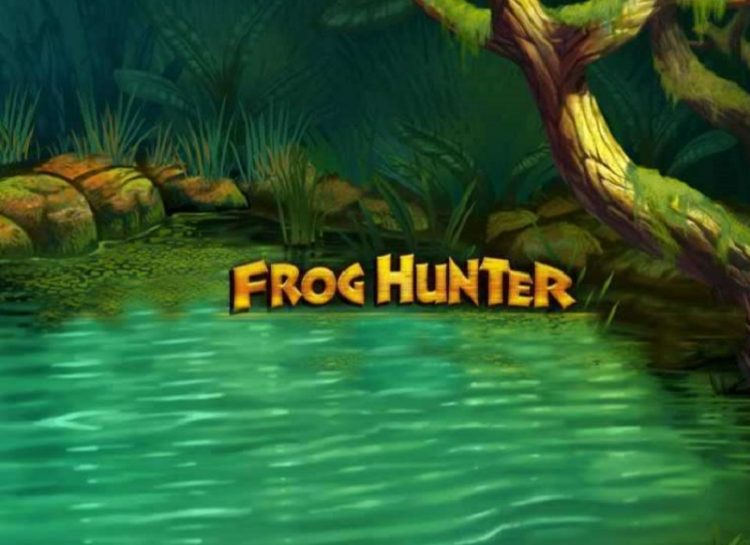 Play Frog Hunter Free Slot Game