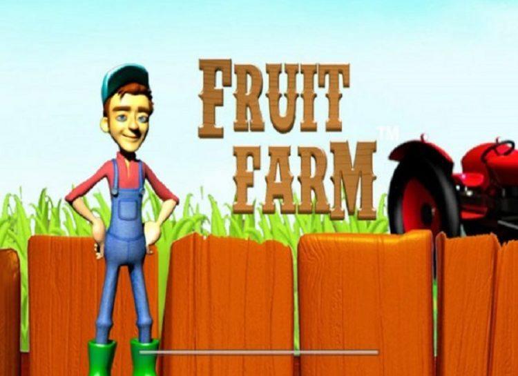 Play Fruit Farm Free Slot Game