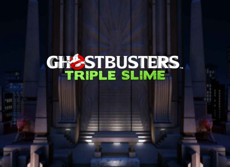 Play Ghostbusters Triple Slime Free Slot Game