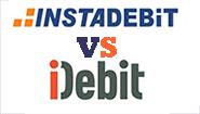 iDebit vs InstaDebit