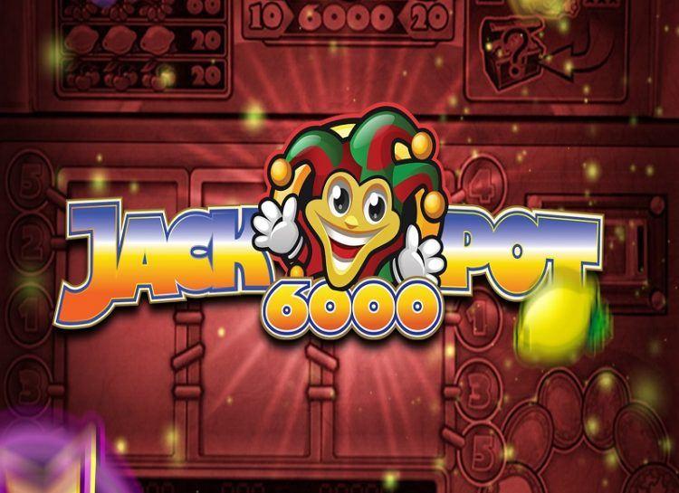 Play Jackpot 6000 Free Slot Game
