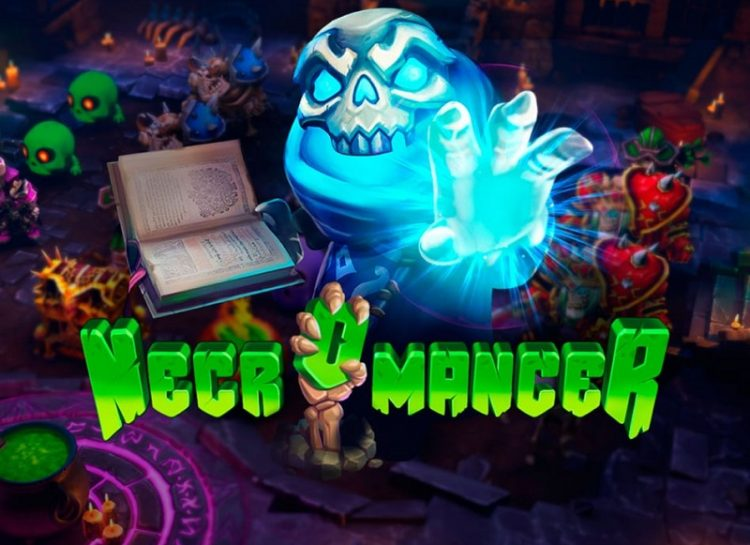 Play Necromancer Free Slot Game