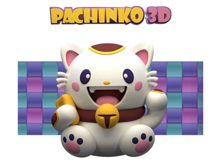 Play Pachinko 3D Free Slot Game