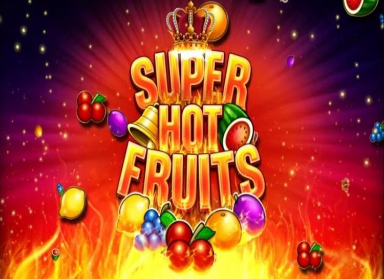 Play Super Hot Fruits Free Slot Game