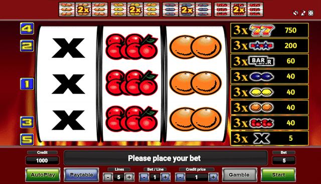 Slot Ultra Hot