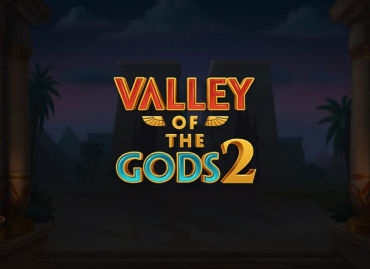 Play Valley of the Gods 2 Free Slot Game